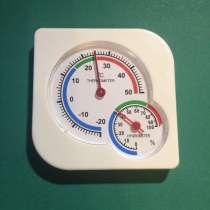 Термометр гигрометр, в Москве