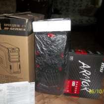 INTEL Core I5-6600 RX 570 4GB SSD 128 HDD 500, в Москве