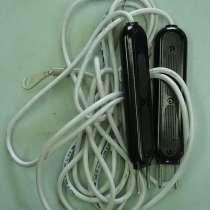 Шнуры микроомметра 2шт, в Самаре