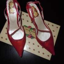 Продам красивые модельные босоножки, новые, размер 38, в Новокузнецке