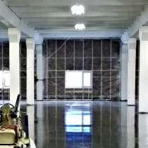 Пром полы бетонные с топпингом, полимерные полы, в Перми