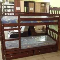Изготовление двухъярусных кроватей с ящиками, в Екатеринбурге