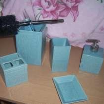 Набор керамический для ванны и туалета Tiffany, в Москве