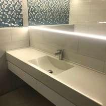 Столешницы для ванных комнат из жидкого гранита GraniStone, в г.ВАЛКА