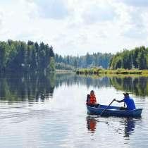 Рыбалка на Новой Риге (Наша Корелия), в Волоколамске