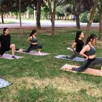 Стретчинг на свежем воздухе ?, в г.Бишкек