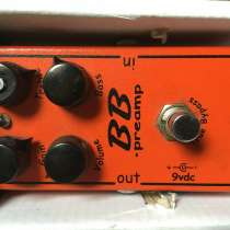 Xotic Effects BB Preamp made in U. S. A, в Санкт-Петербурге