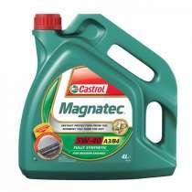 Масло моторное Castrol Magnatec A3/B4 5W40 синтетика 4литра, в Раменское