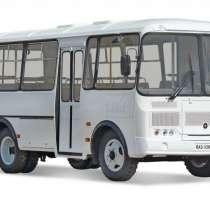 Автобус ПАЗ-32054, в Москве