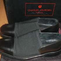 Ботинки Charles Jourdan, в Санкт-Петербурге