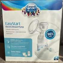 Молокоотсос электрический Canpol Babies EasyStart, в Санкт-Петербурге