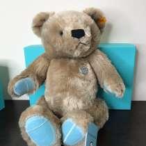 Медвежонок Tiffany&co и Steiff, в Москве