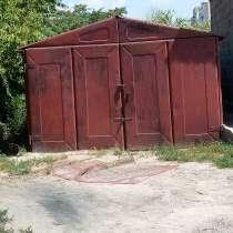 Продаю металлический гараж, в Ростове-на-Дону