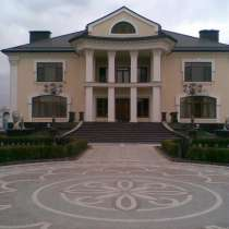 Облицовка коттеджей камнем, в Екатеринбурге