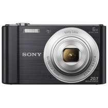 Фотоаппарат цифровой Sony Cyber-shot DSC-W810 black DSCW810B.RU3, в г.Тирасполь