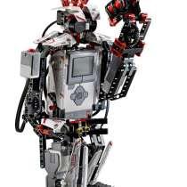 Лего-робот, в Сургуте