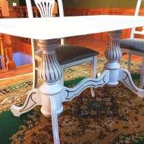 Стол со стульями, в Махачкале