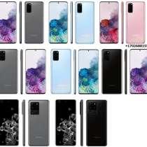 4 НОВЫЙ Samsung Galaxy S20, S20 + и S20 Ultra, 512 ГБ КОСМИЧ, в Санкт-Петербурге