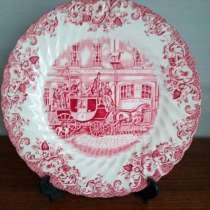 Антикварная тарелка, в Дзержинске
