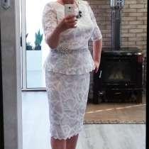 Платье-костюм юбочный 54 размера, в Санкт-Петербурге