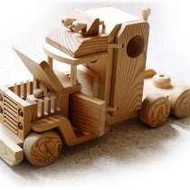 Игрушки деревянные, в Москве