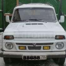 подержанный автомобиль ВАЗ 2121, в Томске