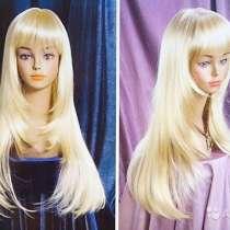 Длинный парик Fan+ 10. Цвет разный. Доставка рф, в Москве