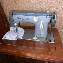 Швейная машина чайка (советская), в Новосибирске