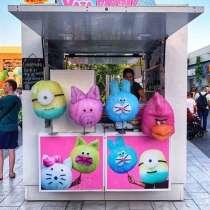 Аппарат для фигурной сахарной ваты Candyman Ver.1, в Санкт-Петербурге