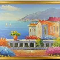 """Картина №25 """"Морской пейзаж"""", в Симферополе"""