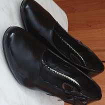 Туфли женские черные лакированные, в Самаре