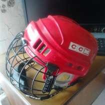 Продам детский хоккейный шлем, в Чехове