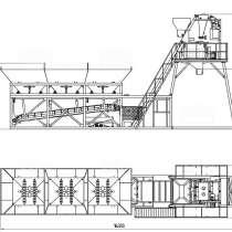 Бетонный завод КОМПАКТ-45, в г.Душанбе