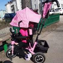 Велосипед детский для девочки, в Воронеже
