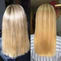 Боток, кератин, нанопластика, х/восстановление волос, в Златоусте