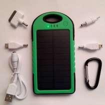 Powerbank на солнечных батареях 20000 mah, в Раменское