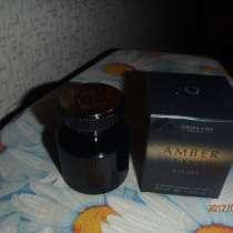 """Парфюмерная вода """"Amber Elixir"""" night женская, в Минусинске"""