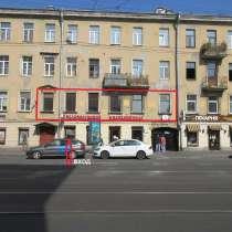 Нежилое помещение 145 кв. м. у м. Звенигородская, в Санкт-Петербурге