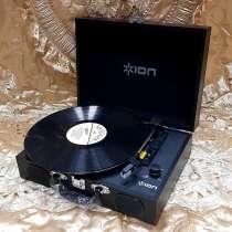 Проигрыватель винила ION Audio Vinyl Transport, в Москве