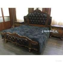 Кровать в комплекте с тумбочками, в Новосибирске