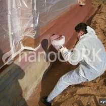 Фасадное утепление пробковым покрытием из дуба, в Саранске