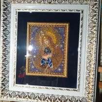 Продам икону. Цена 10 тысяч, освященная, в Тамбове