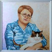 Портрет по фото на заказ, в Великом Новгороде