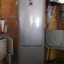 Двух камерный холодильник, в г.Бишкек