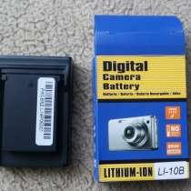 Аккумуляторная батарея для фотокамеры OLYMPUS, в г.Брест