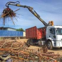 Приём металлолома от 500 кг, в Москве