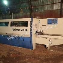 Четырехсторонний станок б/у Weinig Unimat 23EL, в Электростале