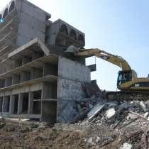 Промышленный демонтаж, в Москве