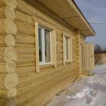 Новый дом в Мысах Краснокамский район, в Краснокамске