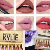 Матовая помада Kylie Birthday, в Кургане
